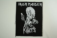 Iron Maiden Cloth Patch (CP187) Heavy Metal Rock Pantera Slayer Metallica Opeth