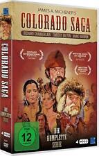 DVD - Die Colorado Saga - komplette Serie - mit Richard Chamberlain - NEU