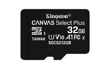 Kingston canvas Select plus r100 microSDHC 32 gb Kit, UHS-I u1, class 10 mapa