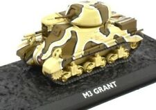 ATLAS ULTIMATE TANK COLLECTION 1/72 DCST BRITISH ARMY WWII M3 GRANT MEDIUM TANK