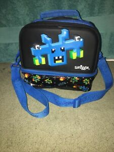 Smiggle Junior Lunchbag With Strap Only Used Once