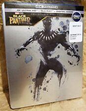 BLACK PANTHER 4K UHD HDR + Blu-ray + Digital Best Buy Limited Edition STEELBOOK