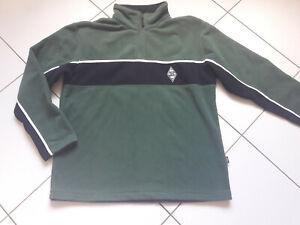 BMG, Borussia Mönchengladbach Herren FAN Fleece  Pullover / Sweatshirt, GR XXL
