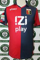 Maglia calcio PALACIO GENOA  MATCH WORN shirt trikot camiseta maillot SIGNED