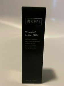 Revision Skincare Vitamin C Lotion 30% 0.5 oz/15mL Powerful! Authentic New Fast!