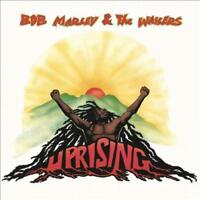 MARLEY, BOB & THE WAILERS - UPRISING / LTD. EDIT. NEW VINYL RECORD