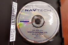 BMW Mini Range Rover Navigation CD # 311 Edition 2003-2 Map 4: AR LA OK TN TX