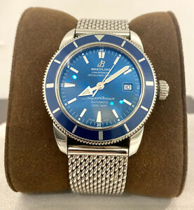 BREITLING SUPEROCEAN Heritage Automatic 42mm | BOX + BOOKLETS