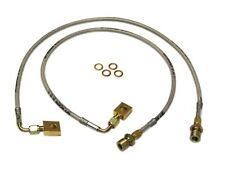 Skyjacker FBL92 Stainless Steel Brake Line Front