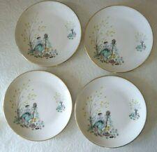 Swinnertons Nestor Vellum Swinnertons Plate Retro plates Retro lady side plates