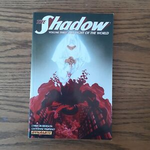 The Shadow:  Volume Three: The Light Of The World - Paperback