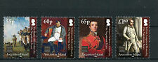 Ascension Island 2015 MNH British Settlement III Napoleon 4v Set Waterloo Stamps