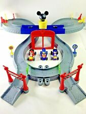 Disney Mickey Mouse Clubhouse Mickey Ears Raceway Track Playset