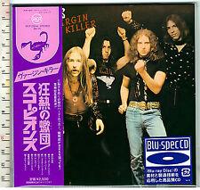 Scorpions ,  Virgin Killer (CD_ Blu-ray Disc_JPN)