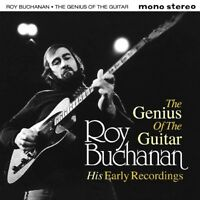 ROY BUCHANAN - GENIUS OF THE GUITAR  2 CD NEW