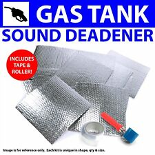 Heat & Sound Deadener Chevy Truck 1960 - 62 Gas tank Kit + Tape, Roller 6894Cm2