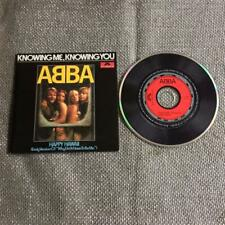 Abba CD Single Card Sleeve Knowing Me, Knowing You / Happy Hawaii
