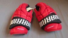 """Used Warrior Covert Pro Stock NJ Devils 14"""" Hockey Gloves! John Moore MeiGray"""