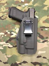 Armor Gray Kydex IWB Holster for Glock 19/23 Surefire X300 Ultra B Model