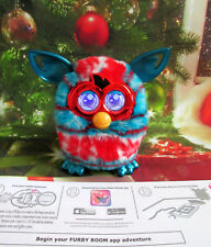 FURBY BOOM CHRISTMAS Festive Sweater LIMITED EDITION Can Connect & SingWithOther