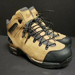 """Danner Men's Outdoor Hunting 453 Tan 5.5"""" GTX Boots Waterproof Sz 13 EE"""