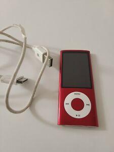 Apple iPod nano 5th Generation Red (8 GB)
