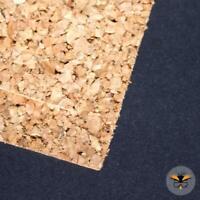 100% Natural High Density Sheet Cork Board 7 mm: A6 A5 A4 A3 A2 A1 & Coaster