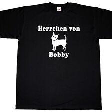 Super Premium T-Shirt F181 Hund Herrchen Welpe Hundeleine Hundeknochen 61-044-0