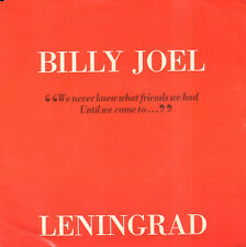 "BILLY JOEL – Leningrad (1989 VINYL SINGLE 7"" EUROPE)"