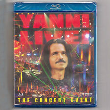 Yanni - Live: The Concert Event (Blu-ray)