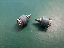Rotary Three Position Selector Switch Power 660V//10A BBC