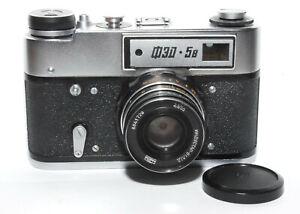 Fed 5B mit Industar-61 L/D 2,8/55 NEU