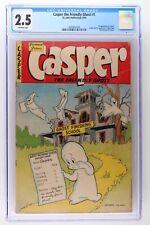 Casper the Friendly Ghost #1 - St. John 1949 - CGC 2.5 - 1st App Casper!