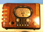 Vintage 1930s ZENITH 5-S-319 Racetrack 2 Band  Broadcast and Short Wave Radio