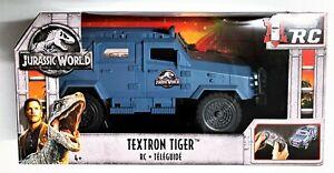 "Jurassic World Mattel Matchbox TEXTRON TIGER 3.75"" 10cm Full-Function RC Truck"