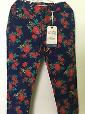 Pumpkin Patch Girls Skinny Jeans Adjustable Waist Nwt Size 7 Retail $42.50