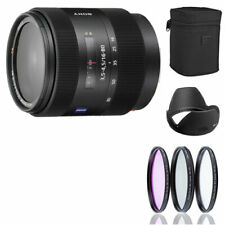 Sony SAL1680Z A Mount - APS-C Sonnar T DT 16-80mm F3.5-4.5 Zeiss Zoom Lens KIT