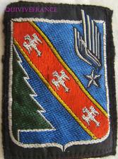 IN13901 - INSIGNE TISSU PATCH 4ème Division AéroMobile