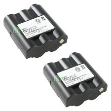 2 Two-Way 2-Way Radio Battery Pack for Midland GXT-795 800 850 900 950 1000 1050