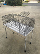 Rabbit Guinea Pig Cage and Stand 1m Rabbit Hutch Rabbit Cage