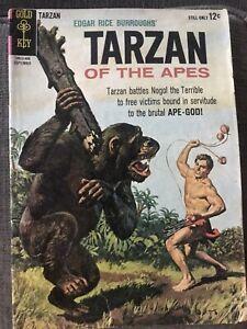 Gold Key Comics Edgar Rice Burroughs' Tarzan of the Apes September 1964