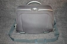 Antler Grey Travel Luggage Cabin Case Shoulder Bag With Padlock