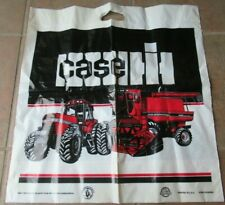 CASEIH plastic bag with magnum tractor and 1680 combine on both sides