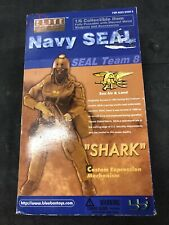 """Elite Force~Navy Seal 1/6 Scale 12"""" Action Figure~Shark~Seal Team 8~"""
