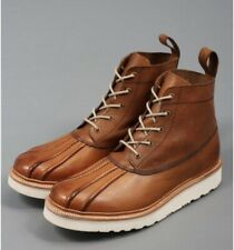 Grenson Spike Duck Boots Vibram Sole 5234/02 Tan UK7.5 Trickers Loake Red Wing
