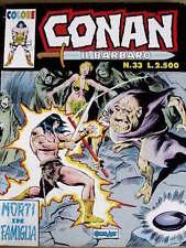 Conan il Barbaro COLORE n°33 ed. Marvel Comic ART  [G.187]
