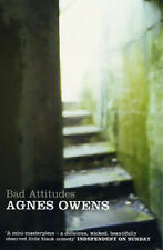 Very Good, Bad Attitudes: Two Novellas, Owens, Agnes, Book