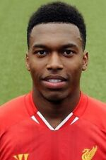 CALCIO FOTO > DANIEL STURRIDGE Liverpool 2013-2014