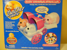 Zhu Zhu Pets Toys Baby Stroller Accessories Play Hamster