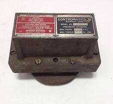CONTROMATICS PNEUMATIC ACTUATOR 11EX1 104403